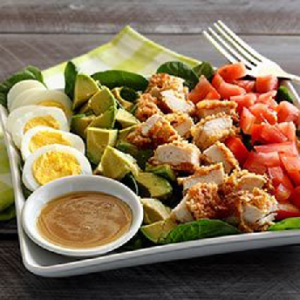 Macadamia Nut Chicken Salad